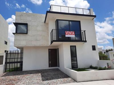 Casa En Venta En Zibata, El Marques, Rah-mx-21-188