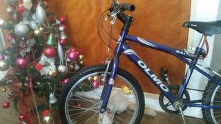 Bicicleta Montain Bike De Niños 6 A 10 Años Perfecto Estado!