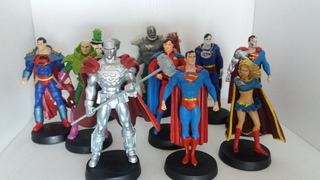 Kit Miniaturas Eaglemoss Superman