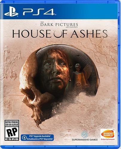 Imagen 1 de 2 de The Dark Pictures House Of Ashes Ps4 Fisico Sellado Ade
