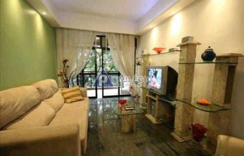 Imagem 1 de 20 de Apartamento À Venda, 3 Quartos, 1 Suíte, 2 Vagas, Tijuca - Rio De Janeiro/rj - 10417