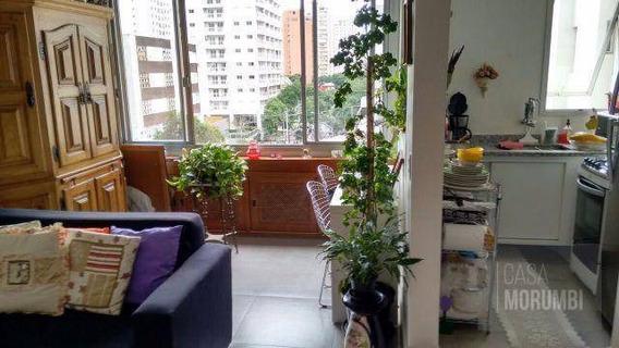 Loft Residencial À Venda, Brooklin Paulista, São Paulo. - Lf0009