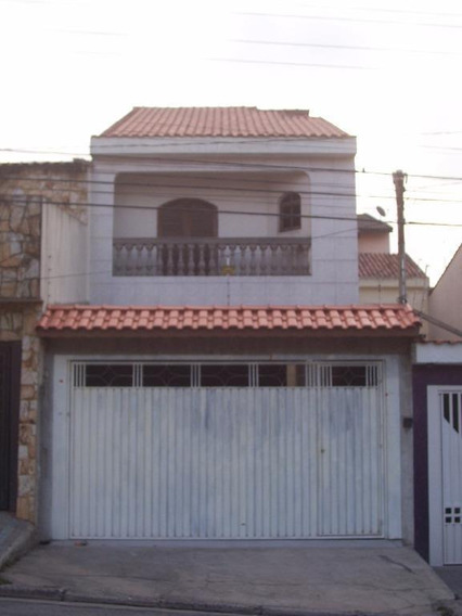Sobrado À Venda, 225m², 3 Suítes, Jardim Milena, Santo André. - So0005