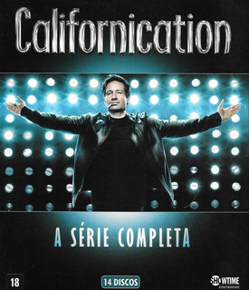 Californication - Box Em 14 Dvds - Série Completa - Lacrado