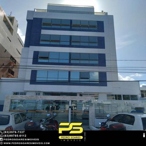 Apartamento Com 2 Dormitórios À Venda, 50 M² Por R$ 500.000 - Bessa - João Pessoa/pb - Ap4952