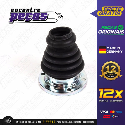 Coifa Caixa Cambio New Beetle 2.0 1999-2010 Original