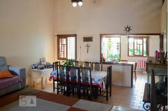 Casa Para Aluguel - São José, 3 Quartos, 150 - 893012564
