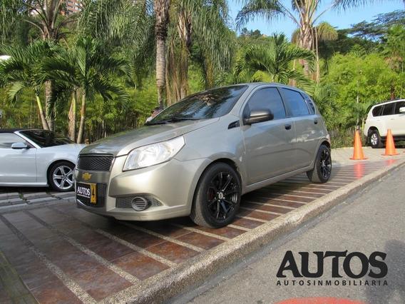 Chevrolet Aveo Gti Cc 1600 Mt