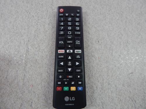Controle Remoto LG Novo 43uj6525