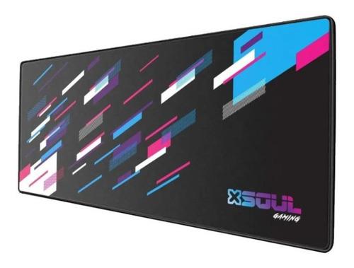 Imagen 1 de 5 de Pad Gamer 70 X 30 Cm Soul Pro Gaming Teclado Y Mouse Jmc