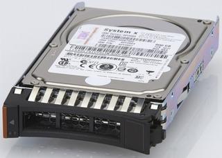Ibm 600gb Sas 2,5 10k X3200 X3250 X3400 X3500 X3550 X3650 M3