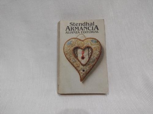 Armancia Stendhal Alianza
