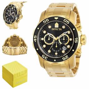 Relógio Invicta Original Pro Diver 0072 Na Caixa Original