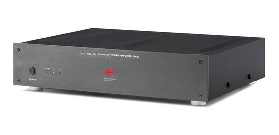 Aat Pm-1t Amplificador Classe Ab 2ch 140w Rms Bivolt