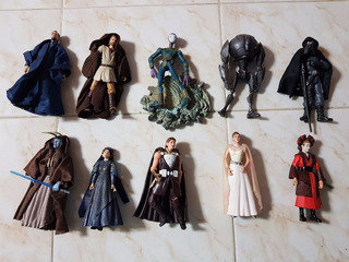 Starwars Figuras Hasbro 2004-2005