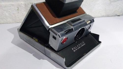 Polaroid Sx-70 Land Camera , Funcionando