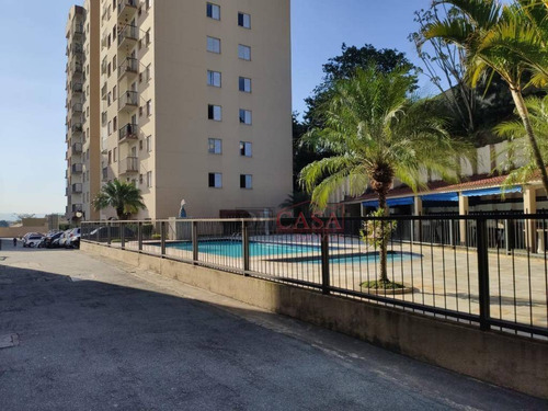 Imagem 1 de 23 de Apartamento Com 2 Dormitórios À Venda, 56 M² Por R$ 270.000,00 - São Miguel Paulista - São Paulo/sp - Ap5661