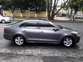 Jetta Style Active 2014 Qc Rines 1dueño Fct Orig Acepto Auto