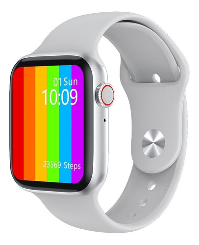 Relogio Smartwatch Inteligenteiwo 12 Lite W26 Tela Infinita