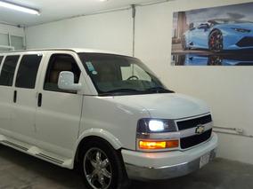 Chevrolet Express 2012 De Bello Van Presidencial Limo