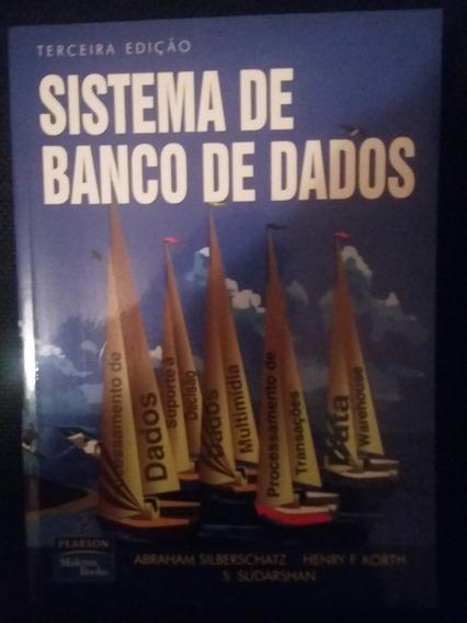 Livro Sistema De Banco De Dados 3ª Ed. Abraham Siberschatz