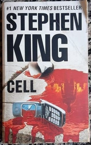 Livro Cell Stephen King