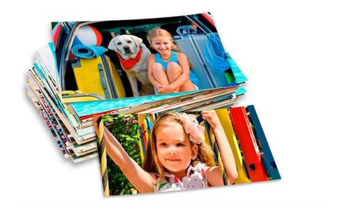 Impresión De Fotos 10x15 X10 Unidades