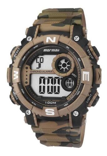 Relógio Mormaii Masculino Action Mo12579a/8v