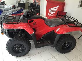 Honda Rancher 420 4x2 2019 Nueva Okm!!!