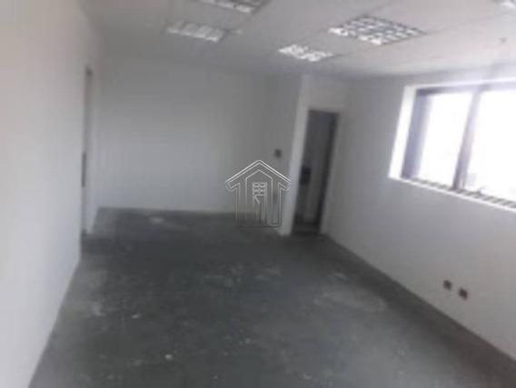Sala Comercial Para Locação Em Condomínio No Bairro Vila Guiomar - 9517agosto2020