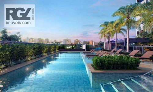 Apartamento À Venda, 76 M² Por R$ 967.000,00 - Moema - São Paulo/sp - Ap7037