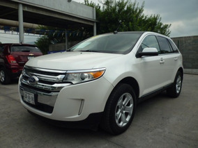 Ford Edge Limited 3.5l V6 Piel Sunroof 2013 Seminuevos