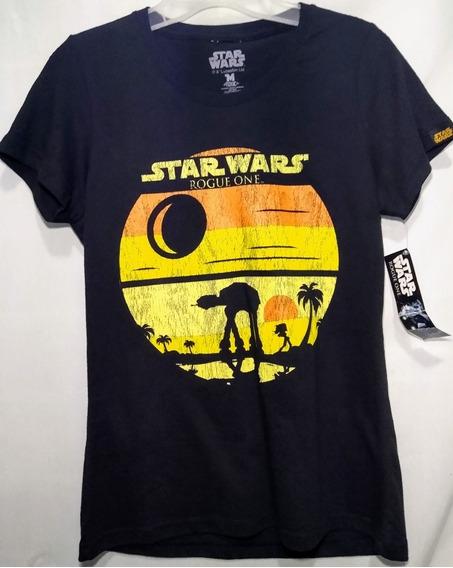 Blusa Star Wars Rougue One Toxic