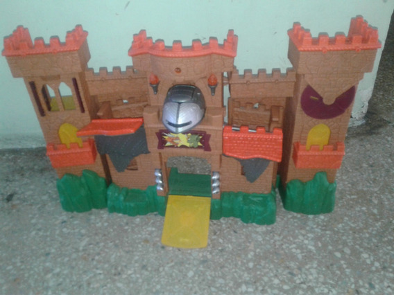 Castillo Garras De Águila Imaginext (fisher Price)