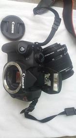 Câmera Canon T5 + Lente 18-55mm + Bolsa+carregador+bateria