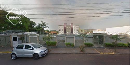 Apartamento Com 2 Dormitórios À Venda, Jardim Paulistano - Ribeirão Preto/sp - Ap3014