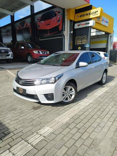 Imagem 1 de 7 de Toyota Corolla 1.8 Gli Upper 16v Flex 4p Automático