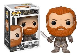 Figura Funko Game Of Thrones Tormund Giantsbane #53