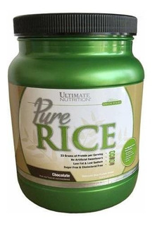 Pure Rice Protein Chocolate 500g Ultimate Nutrition