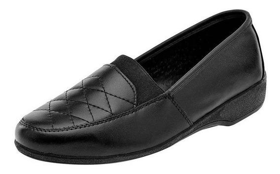 Zapato Florenza 1001 Negro Mujer