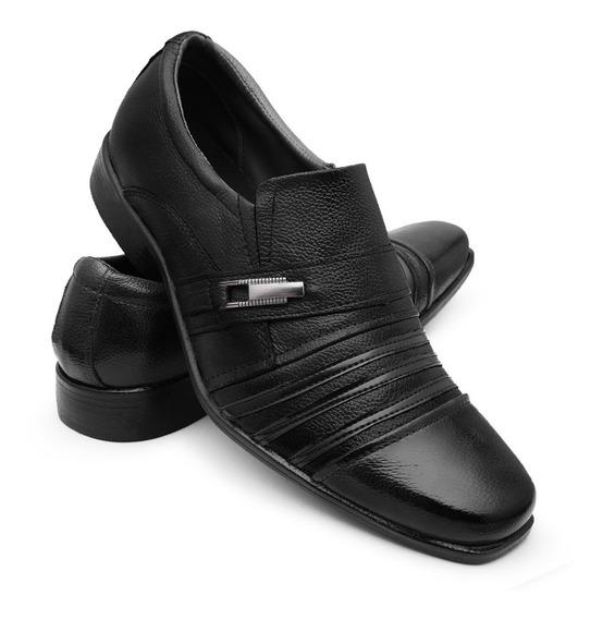 Sapato Masculino Social Sapatenis Casual Couro Legitimo Luxo