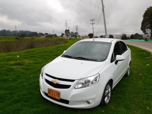 Chevrolet Sail 1.4 Ltz 4p