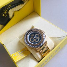 Relógio Invicta Bolt Cronógrafo Cinza 27803 Lançamento 2019