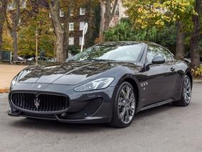Maserati Granturismo Sport 0 Km 2017 V8 460 Cv