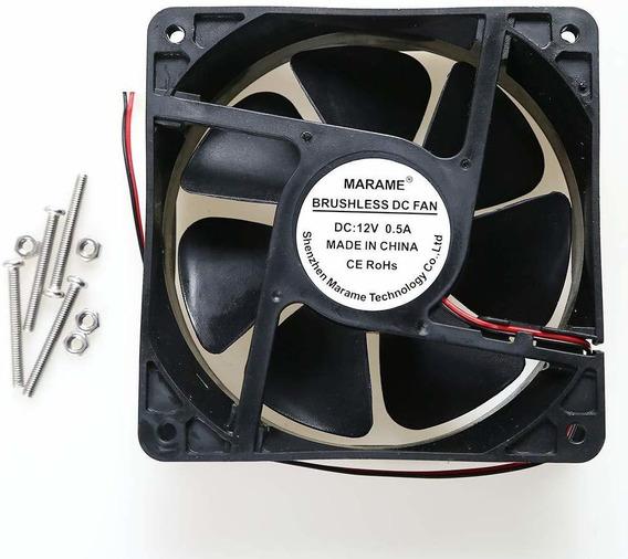 Cooler Marame 120 Mm X 38 Mm 12v
