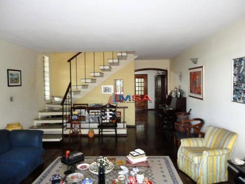 Imagem 1 de 24 de Casa No Alto De Pinheiros - Ca0693