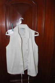 = Roupa Lote 558 Mulher Conjunto Camisa Calca Branca G Mn Co