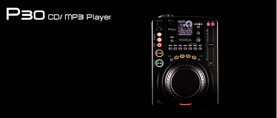 Voxoa Cdj P30 Importfx Distributor Autorizado