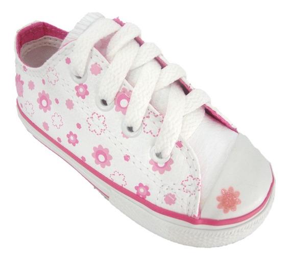 Tênis Feminino All Star Converse Flowers - Ck1511204
