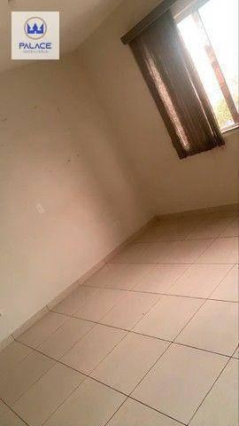 Imagem 1 de 5 de Casa Com 1 Dormitório Para Alugar, 139 M² Por R$ 1.100,00/mês - Paulista - Piracicaba/sp - Ca1004